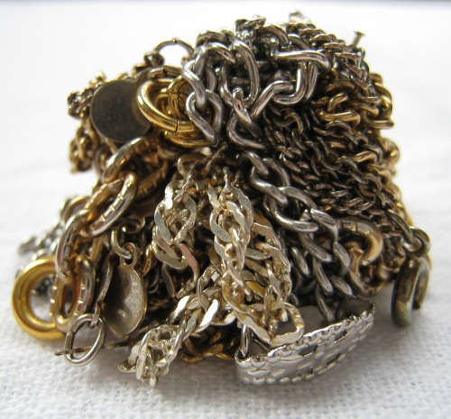 tangle ring B front view