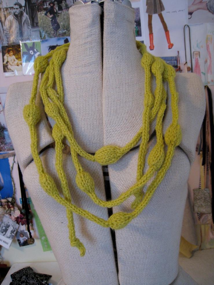 bubble scarf