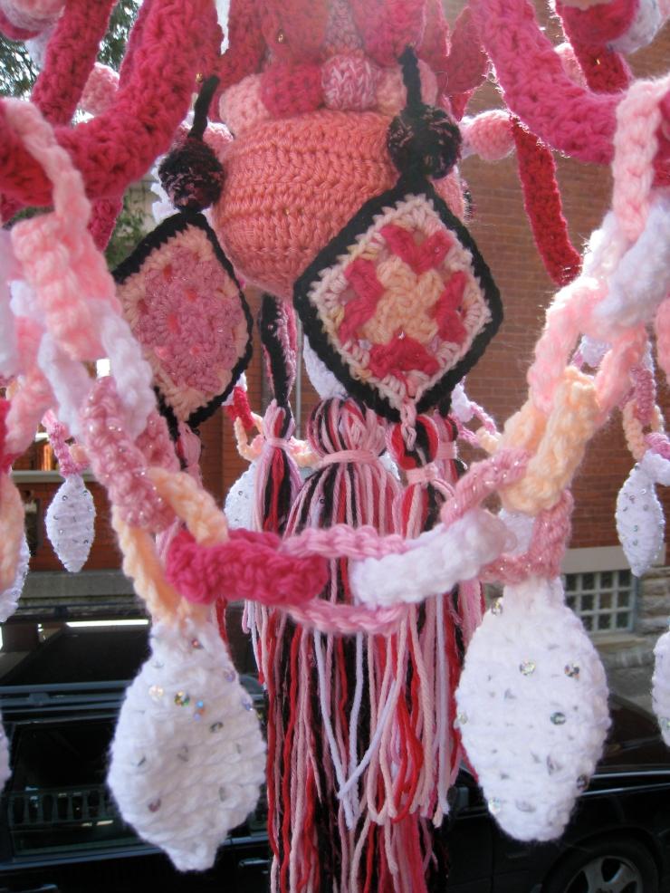 close up pink