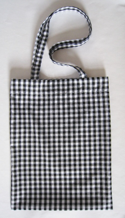 tote bag-black