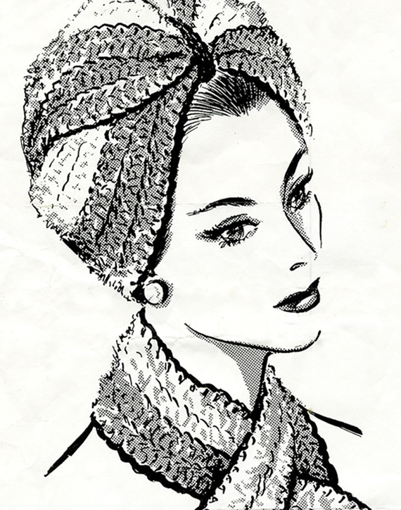 Crochet Turban Pattern Free Cut And Sewn